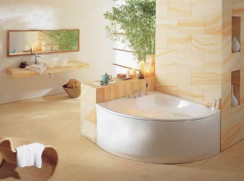浴缸有哪几类 浴缸基本知识大全