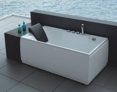 高端卫浴定制方案 浴缸种类介绍及选购技巧